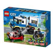 LEGO City Police Transportér pre väzňov (60276)