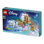 LEGO Disney Princess Popoluška a kráľovský kočiar (43192)