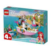 LEGO Disney Princess Arielina slávnostná loď (43191)