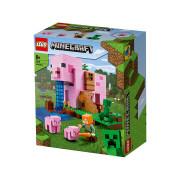 LEGO Minecraft Prasací domček (21170)