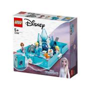LEGO Disney Princess Elsa a Nokk a ich rozprávková kniha dobrodružstiev (43189)