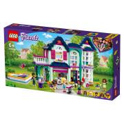 LEGO Friends Andrea a jej rodinný dom (41449)