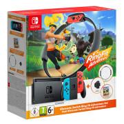 Ring Fit Adventure Set + Nintendo Switch konzola