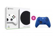 Xbox Series S 512GB + Xbox ovládač (Modrý)