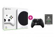 Xbox Series S 512GB + 3 mesačné Game Pass Ultimate + Xbox Elite Series 2 ovládač