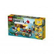 LEGO Creator Buildings Obytná loď na rieke (31093)