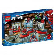 LEGO Super Heroes Útok na pavúčí brloh (76175)