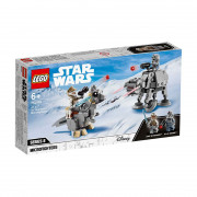 LEGO Star Wars Mikrobojovníci AT-AT vs. tauntaun (75298)