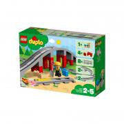 LEGO DUPLO Železničný most a koľajnice (10872)