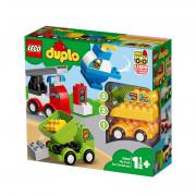 LEGO DUPLO Moje prvé výtvory vozidiel (10886)
