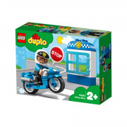 LEGO DUPLO Policajná motorka (10900)