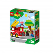 LEGO DUPLO Hasičské auto (10901)