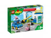 LEGO DUPLO Policajná stanica (10902)