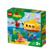 LEGO DUPLO Dobrodružstvo v ponorke (10910)