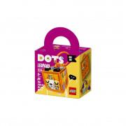 LEGO DOTS Ozdoba na tašku – leopard (41929)
