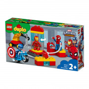 LEGO DUPLO Laboratórium superhrdinov (10921)