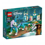 LEGO Disney Raya a drak Sisu (43184)