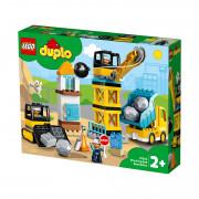LEGO DUPLO Demolácia na stavenisku (10932)