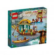 LEGO Disney Boun a jeho loď (43185)
