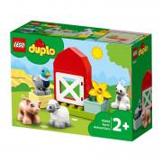 LEGO DUPLO  Zvieratká z farmy (10949)