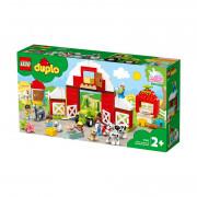 LEGO DUPLO Stodola,traktor a zvieratká z farmy (10952)