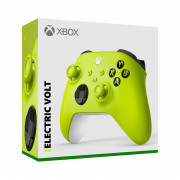 Xbox bezdrôtový ovládač (Electric Volt)