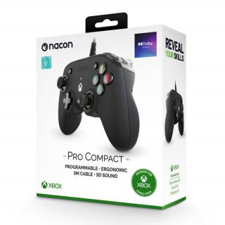 Nacon Pro Compact ovládač (čierny) Xbox Series