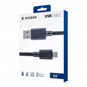 PS5 dátový / nabíjací kábel USB-C 3m (Nacon)