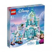 LEGO Disney Elsa a jej kúzelný ľadový palác (43172)