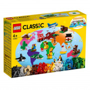 LEGO Classic Cesta okolo sveta (11015)