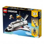 LEGO Creator Vesmírne dobrodružstvo s raketoplánom (31117)