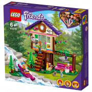 LEGO Friends Domček v lese (41679)