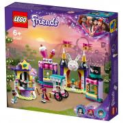 LEGO Friends Čarovné stánky v lunaparku (41687)