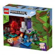 LEGO Minecraft Zničený portál (21172)