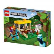 LEGO Minecraft Konská stajňa (21171)