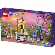 LEGO Friends Čarovné atrakcie v lunaparku (41689)