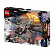 LEGO Super Heroes Black Panther a dračí letec (76186)