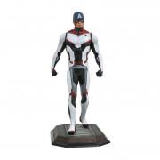 Diamond Select Toys Gallery Marvel: Captain America Avengers Team Suit Socha