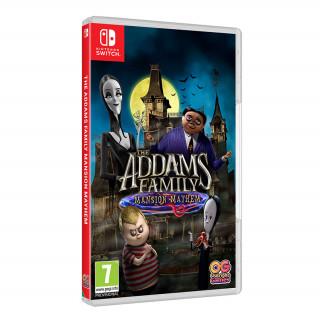 The Addams Family: Mansion Mayhem Switch