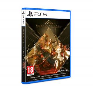 Babylon's Fall PS5