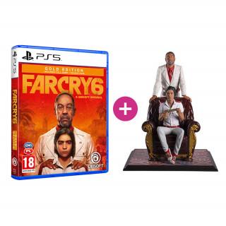 Far Cry 6 Gold Edition + Far Cry 6 Lions of Yara socha PS5