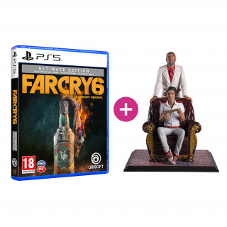 Far Cry 6 Ultimate Edition + Far Cry 6 Lions of Yara socha PS5