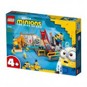 LEGO Minions Mimoni v Gruovom laboratóriu (75546)