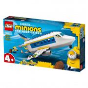 LEGO Minions Mimoňský pilot v zácviku (75547)