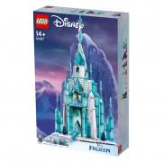 LEGO Disney Ľadový zámok(43197)