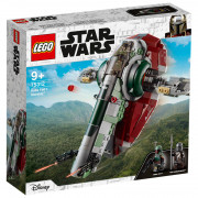 LEGO Star Wars: Boba Fett a jeho kozmická loď (75312)