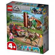 LEGO Jurassic World Útek dinosaura stygimolocha (76939)