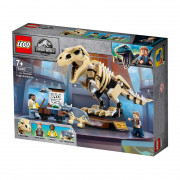 LEGO Jurassic World Výstava fosílií T-rexa (76940)