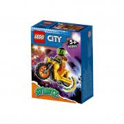 LEGO City Kaskadérska demoličná motorka (60297)