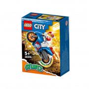 LEGO City Kaskadérska motorka s raketovým pohonom (60298)